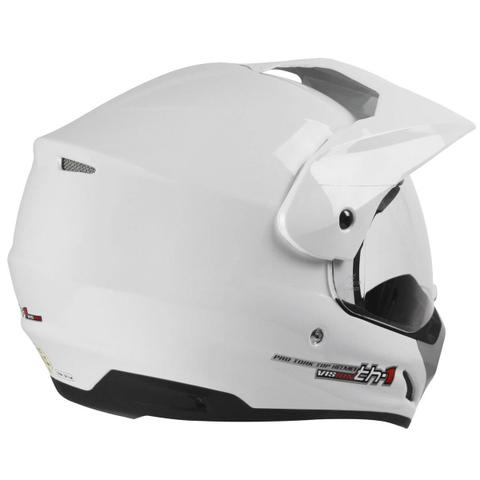 Imagem de Capacete Top Helmet Vision Th1 Branco Pro Tork