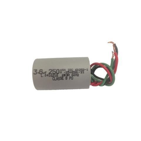 Imagem de Capacitor para Ventilador 4+6uf 250 Vca