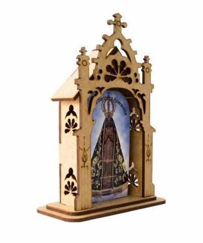 Imagem de Capela capelinha cupula nossa senhora aparecida