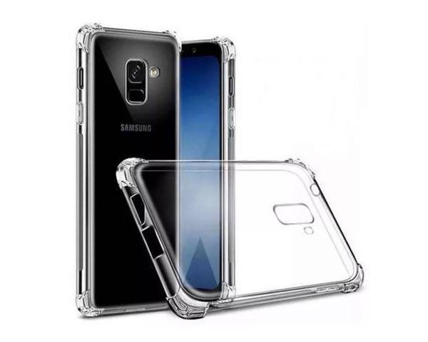Imagem de Capinha Anti Impacto Samsung Galaxy J6 2018 Transparente