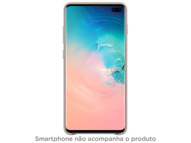 Imagem de Capinha de Celular Couro para Galaxy S10+ Samsung