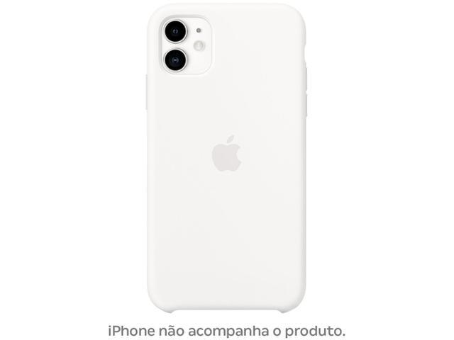 Imagem de Capinha de Celular Silicone para iPhone 11