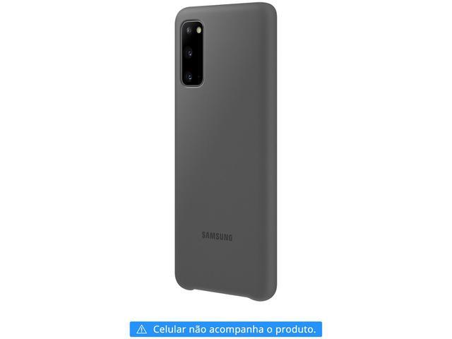 Imagem de Capinha de Celular Silicone para S20 Samsung