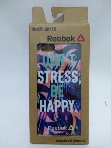 Imagem de Capinha Reebok Para Celular iPhone 5s Capa Case Smartphone