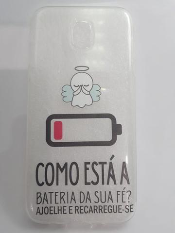 Imagem de Capinha Samsung J5 PRO Transparente Personalizada