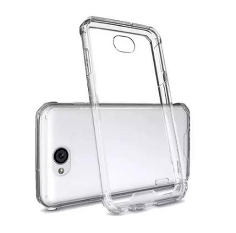 Imagem de Capinha Silicone Transparente Antichoque LG K10 Power M320TV