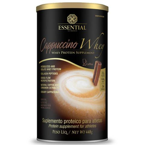 Imagem de Cappuccino Whey 448g Essential Nutrition