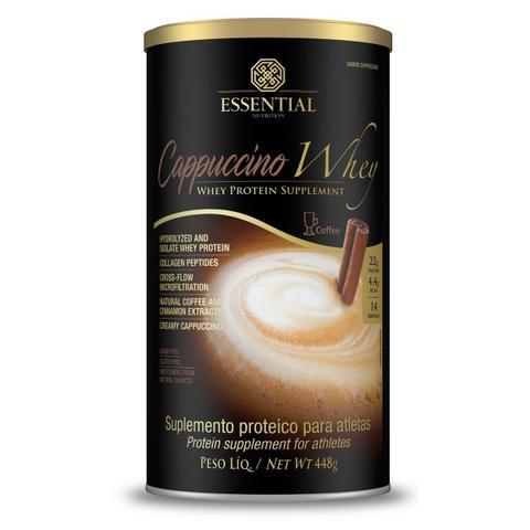 Imagem de Cappuccino Whey (450gr) - Essential