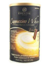 Imagem de Cappuccino whey lata 450g - essential