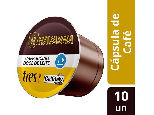 Imagem de Cápsula Cappuccino Doce de Leite Havanna TRES