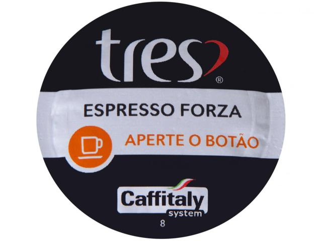 Imagem de Cápsula de Café Espresso Forza TRES 3 Corações