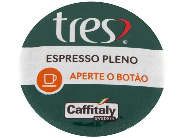 Imagem de Cápsula de Café Espresso Pleno TRES 3 Corações
