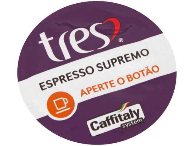 Imagem de Cápsula de Café Espresso Supremo TRES 3 Corações