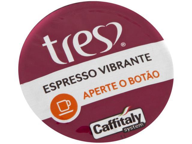 Imagem de Cápsula de Café Espresso Vibrante TRES 3 Corações