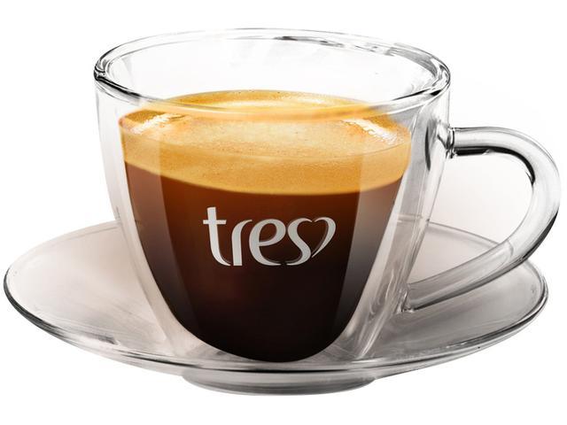 Imagem de Cápsula de Café Expresso 3 Corações Vibrante TRES