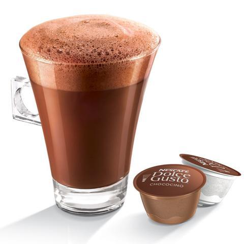 Imagem de Cápsula Nescafé Dolce Gusto Chococino 16 Cápsulas - Nestlé