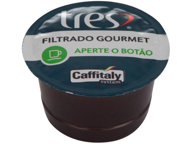 Imagem de Cápsula TRES Café 3 Corações Gourmet