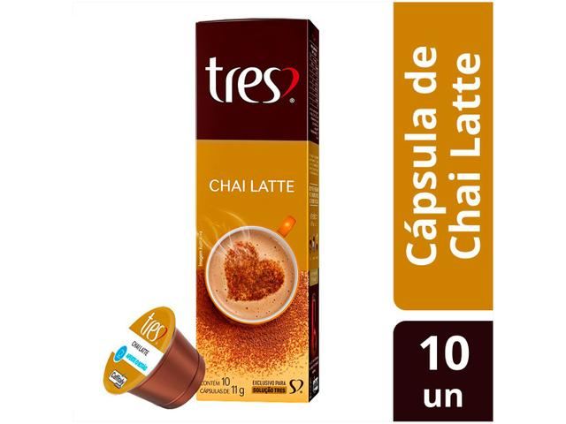 Imagem de Cápsula TRES Chai Latte