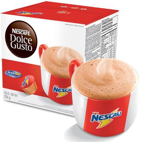 Imagem de Cápsulas Nescafé Dolce Gusto Nescau