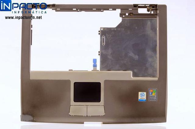 Imagem de Carcaça base superior com touchpad dell d510