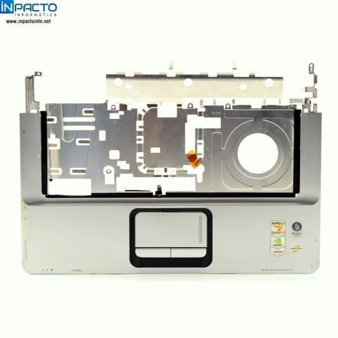Imagem de Carcaça base superior com touchpad hp dv6000