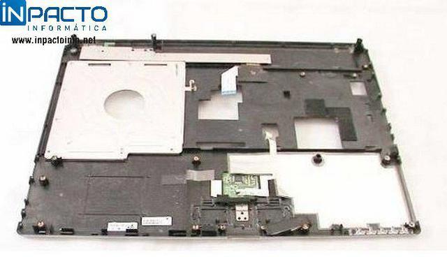 Imagem de Carcaça base superior com touchpad positivo