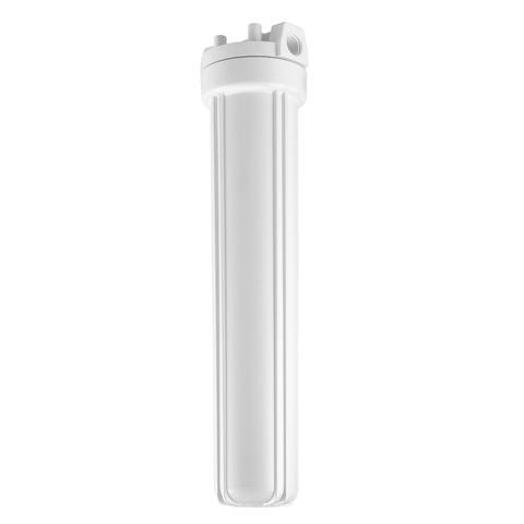 Imagem de Carcaça Branca Para Filtro de água 20