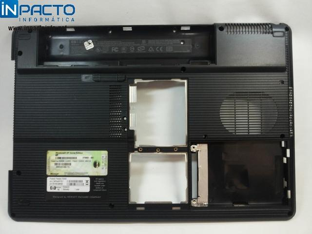 Imagem de Carcaça inf notebook presar/hp v2570nr/v200