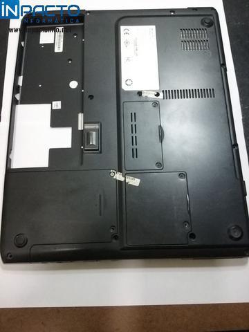 Imagem de Carcaça inferior notebook ecs 536s