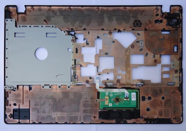 Imagem de Carcaça Superior C/ Touchpad Notebook Acer Aspire 5252-V842 - Semi Nova