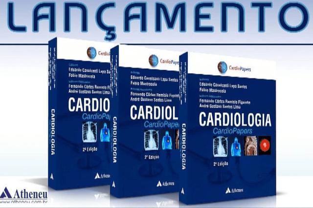 Imagem de Cardiologia Cardiopapers 2 Ed