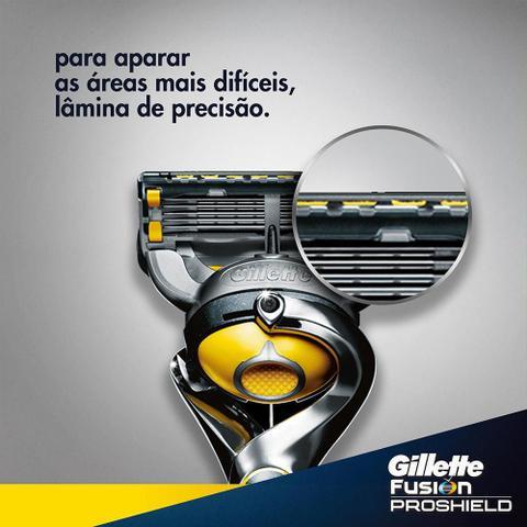 Imagem de Carga Gillette Aparelho de Barbear Fusion Proshield c/2
