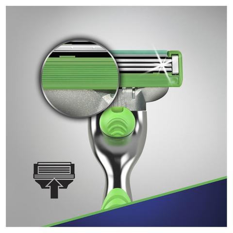 Imagem de Carga Gillette Mach3 Sensitive Leve 3 Pague 2