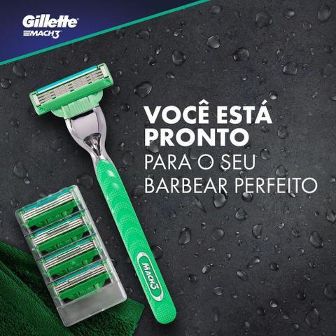 Imagem de Carga Gillette Mach3 Sensitive Leve 8 Pague 6