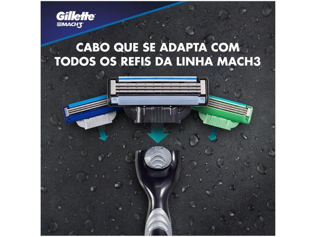 Imagem de Carga para Aparelho de Barbear Gillette Mach3
