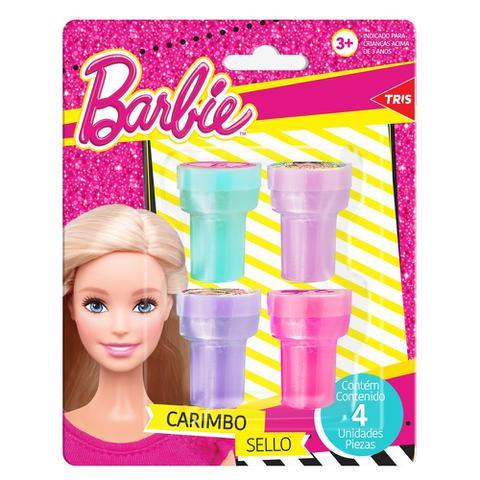 Imagem de Carimbo Barbie Autotintado