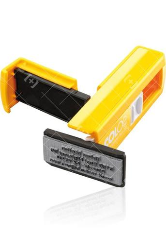 Imagem de Carimbo de bolso automático pockets stamp