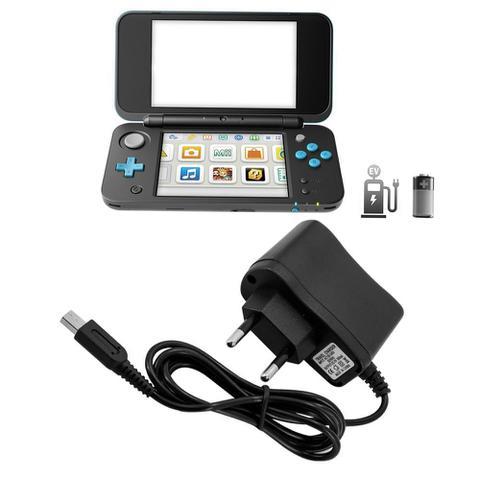 Imagem de Carregador Compatível Com Nintendo DSi, DSi XL, 3DS, old 3DS, 3DS XL, 2DS, 2DS XL, New 3DS, New 3DS XL
