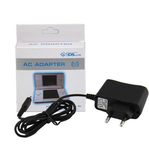 Imagem de Carregador Compatível Com Nintendo Nds Lite - Nintendo Ds - Bivolt