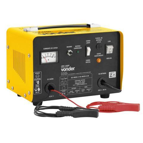 Imagem de Carregador de Bateria CBV 1600 220V Vonder