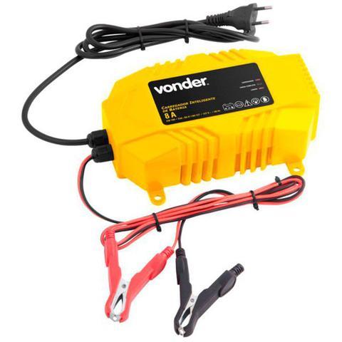 Imagem de Carregador de Bateria Cib100  Inteligente 220V Vonder