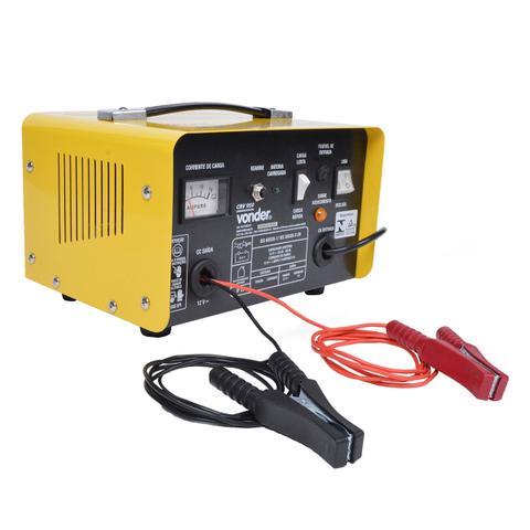 Imagem de Carregador de Bateria e Rápido Lento 12v CBV 950 Vonder