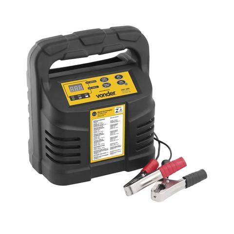 Imagem de Carregador de Bateria Inteligente CIB 200 VONDER 110 V