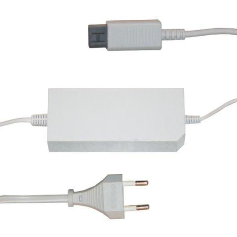 Imagem de Carregador De Energia Adaptador Nintendo Wii 110v-220v Ac