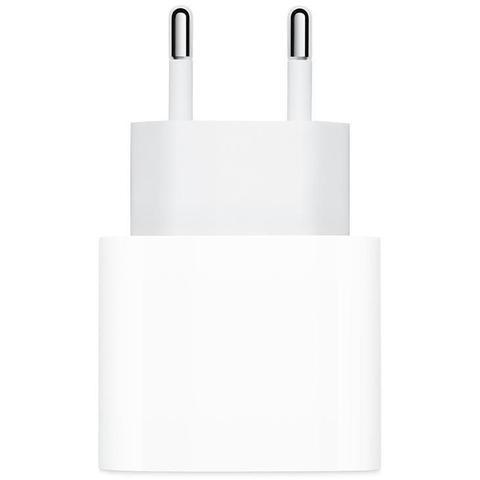 Imagem de Carregador de Parede Apple com 1 Saída USB-C, 20W, Branco