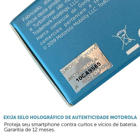 Imagem de Carregador De Parede Motorola Turbo Power 18w Com Cabo Usb-C Preto