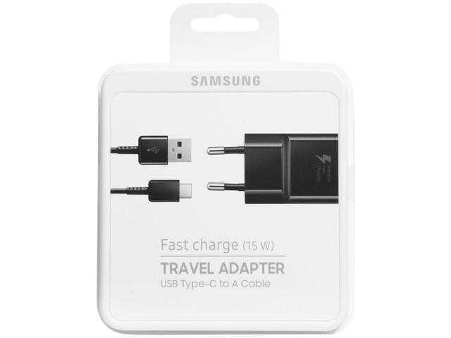 Imagem de Carregador de Parede Samsung Entrada USB-C