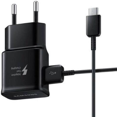 Imagem de Carregador De Viagem Samsung Ultra Rápido 15w USB-c preto