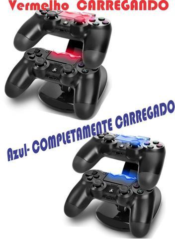 Imagem de Carregador Duplo Base Dock 2 Controle play4