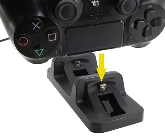 Imagem de Carregador Duplo Para Controle PS4 PlayStation 4